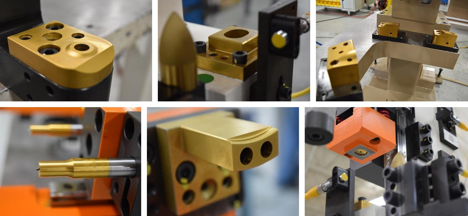 Custom & Replacement Tooling