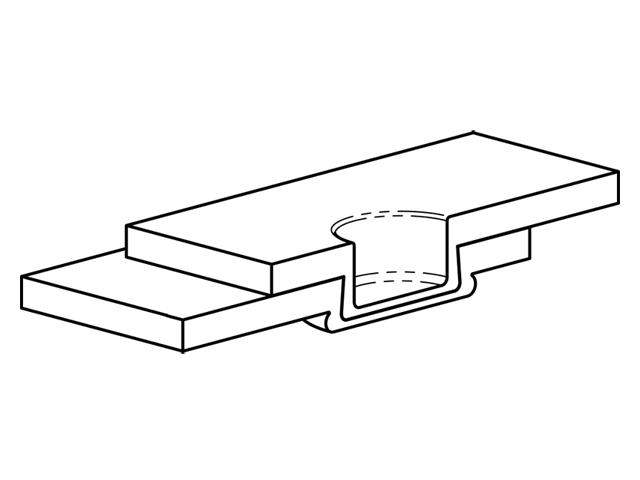 Seção transversal de Tog-L-Loc