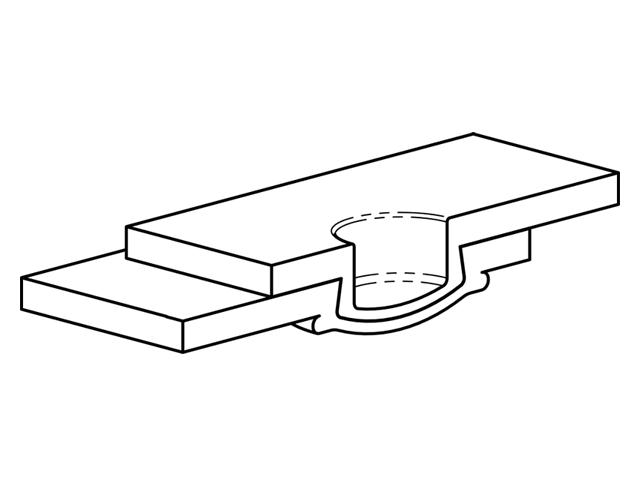 Seção transversal V-Loc